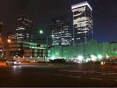 東京駅なう。