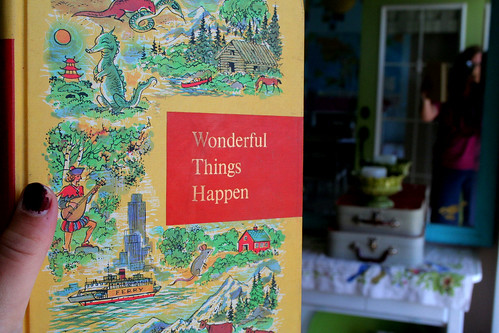 wonderful things happen
