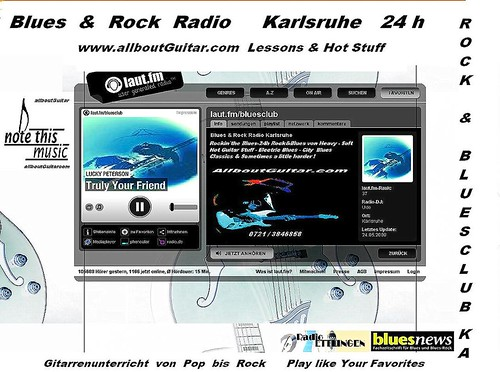 Blues Rock Club Radio Karlsruhe