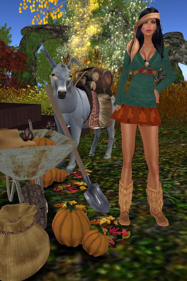 Adam n Eve Fall 3