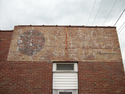 Sears Automotive Ghost Sign