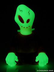 Frankenghost S7xSB Ghoul's Nighout 2006 (chogokinjawa) Tags: super7 secretbase frankenghost ghoulsnightout2006