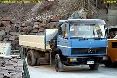 MERCEDES  1320 (marvin 345) Tags: old italy classic vintage mercedes italia voiture historic camion oldtimer trentino vecchio epoca marmo granito vecchie montecorona sorni mercedes1320