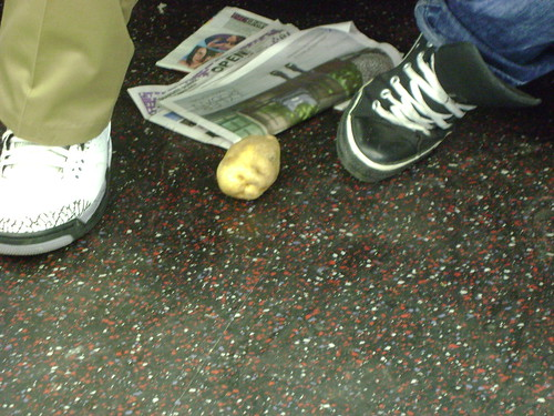 Train potato?