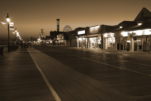 ocean city nj boardwalk. Ocean City New Jersey