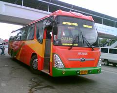 Ma. Rose Bus Service (Bus Ticket Collector VI; Hari ng Sablay ) Tags: bus rose ma philippines daewoo agape janka pbpa fairviewquiapo philippinebusphotographersassociation
