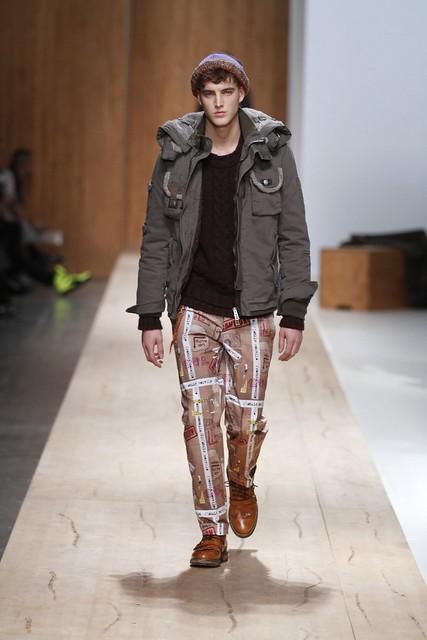 James Smith3238_FW11_Milan_Frankie Morello (Simply Male Model)
