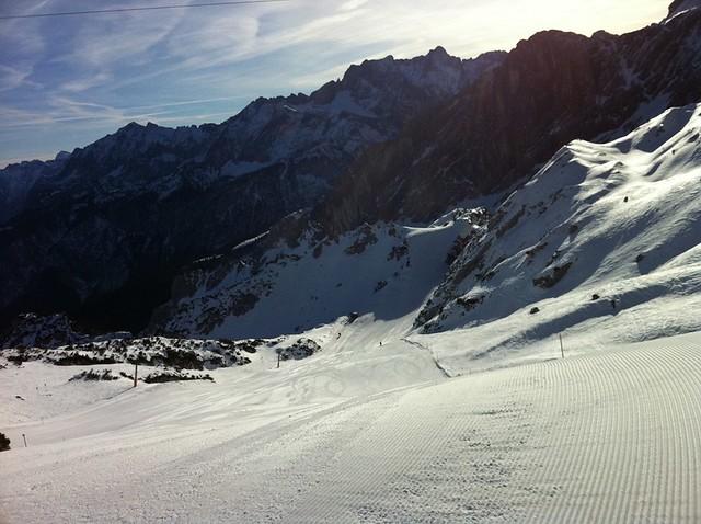 Ski-WM Tag 4 - auf dem Osterfelderkopf