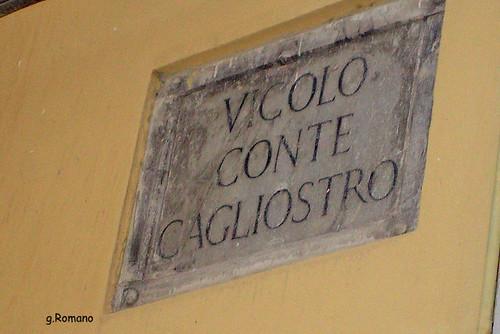 conte di Cagliostro Palermo