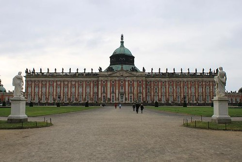 New Palace in Park Sanssouci