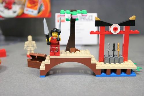 lego ninjago jay dx. LEGO Toy Fair 2011 - Ninjago