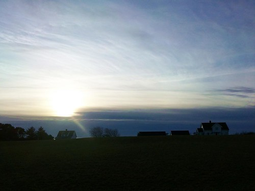 Nordsjøruta fields