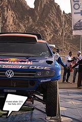 Nasser Al Attiyah Team ( Khaled albakr ~) Tags: eye hail canon nikon rally ii 7d 5d 50 70200  d3   500d  2011  d90    550d d80        450d    d3x    d3000   d3s      d300s d7000