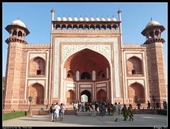 Taj Main Gate