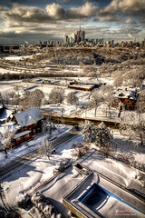 Snow (Hey Oh) 2 (Charles Bodi) Tags: winter snow toronto photography cityskyline broadview globeandmail riverdale charlesbodi ridemypony