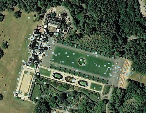 Biltmore Google Earth
