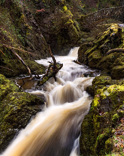 Aira force in march