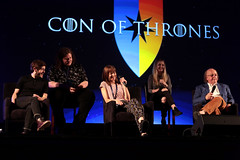 Iwan Rheon, Sam Coleman, Kate Dickie, Kerry Ingram & Roger Ashton-Griffiths (Gage Skidmore) Tags: iwan rheon sam coleman kate dickie kerry ingram roger ashton griffiths con thrones game hbo 2017 gaylord opryland resort convention center nashville tennessee