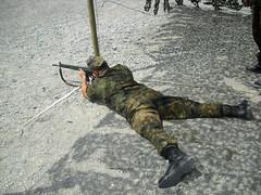 33. Ertinger Infanterietag (Reservistenkameradschaft Schwäbisch Gmünd) Tags: httpwwwrkgmuendde reservistenkameradschaftschwäbischgmünd rkgmuendde reservistenkameradschaft reservistenverband reservisten verbandderreservistenderdeutschenbundeswehrev kreisgruppeostwürttembergalbdonau reservistenarbeit reserve bw bundeswehr bund soldaten rekruten bundeswehrfotos truppe schwäbischgmünd schwaebischgmünd wettkampfmannschaft sanitätsstation erstversorgungvonverletzten militärischerwettkampf handwaffen gewehrg36 pistolep8 dienstlicheveranstaltung ausbildung militärischeausundweiterbildung 33ertingerinfanterietag drohne