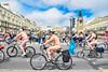 Brighton in the Summer (Le monde d'aujourd'hui) Tags: wnbr worldnakedbikeride brightonwnbr brighton world naked bike ride cyclists nude street cycling streets sussex june 2017 england summer