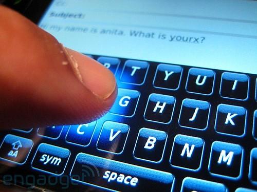Blackberry especulacion