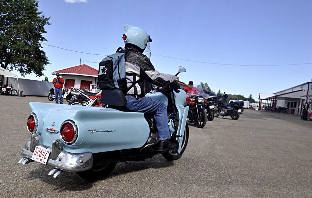 Ponoka Vintage Bike Rally