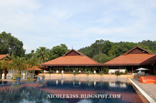 clud med cherating swimming pool