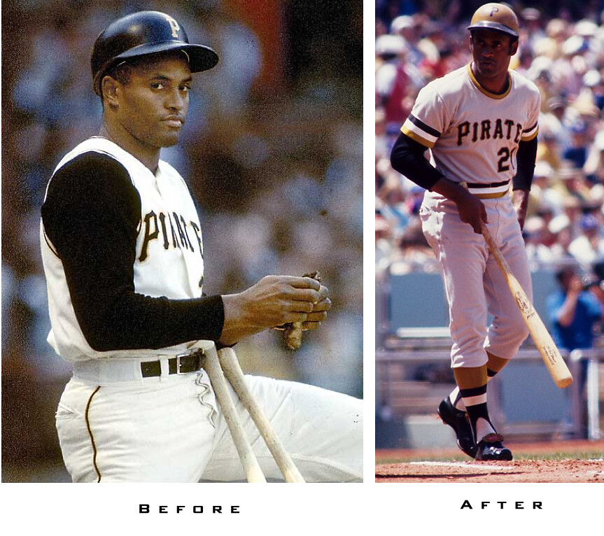sneakers for cheap b6d2d a1ed4 Pirates Made Uniform History – FOB Sports (Friends of Bob)