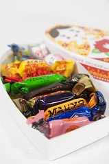 Russia Chocolates, Matsuya, Niigata