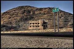 - Abandoned house ~ (Safwan Babtain -  ) Tags: lens nikon with 1855mm nikkor safwan  d90        babtain