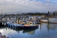 Newcastle Marina HDR