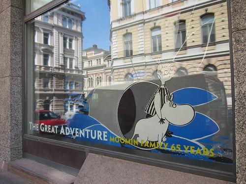 Moomin 65th Anniv. Exhibition