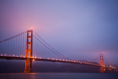 San Francisco (Andoni Tebar) Tags: sanfrancisco california fog night unitedstates estadosunidos andonitebar