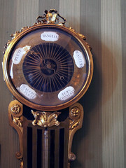 (Supernat13) Tags: london museum thermometer brass wallacecollection barometer pearwood 1770s