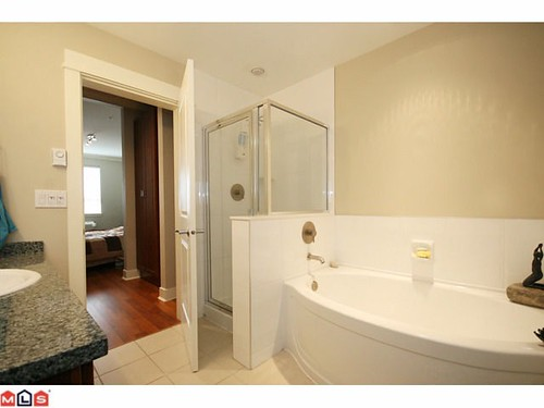 Sonnet Langley Condo Bathroom