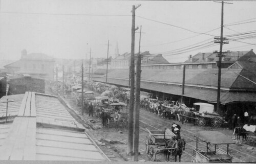 French Market, New Orleans, 1915 (National Archives)