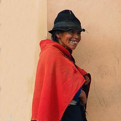 La sonrisa / The smile (Romulo fotos) Tags: poverty smile ecuador poor andes sonrisa pobre equator indigente riobamba ecuatoriana pobreza indigena indigent ecuadorian colta flickrduel romulomoyaperalta