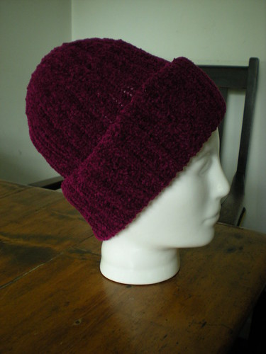 Knitted hat (2)