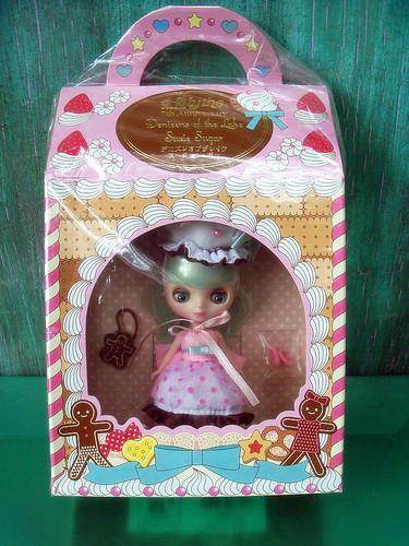Petite Blythe Suzie Sugar in the Box