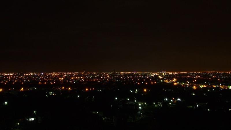 橘子園夜景
