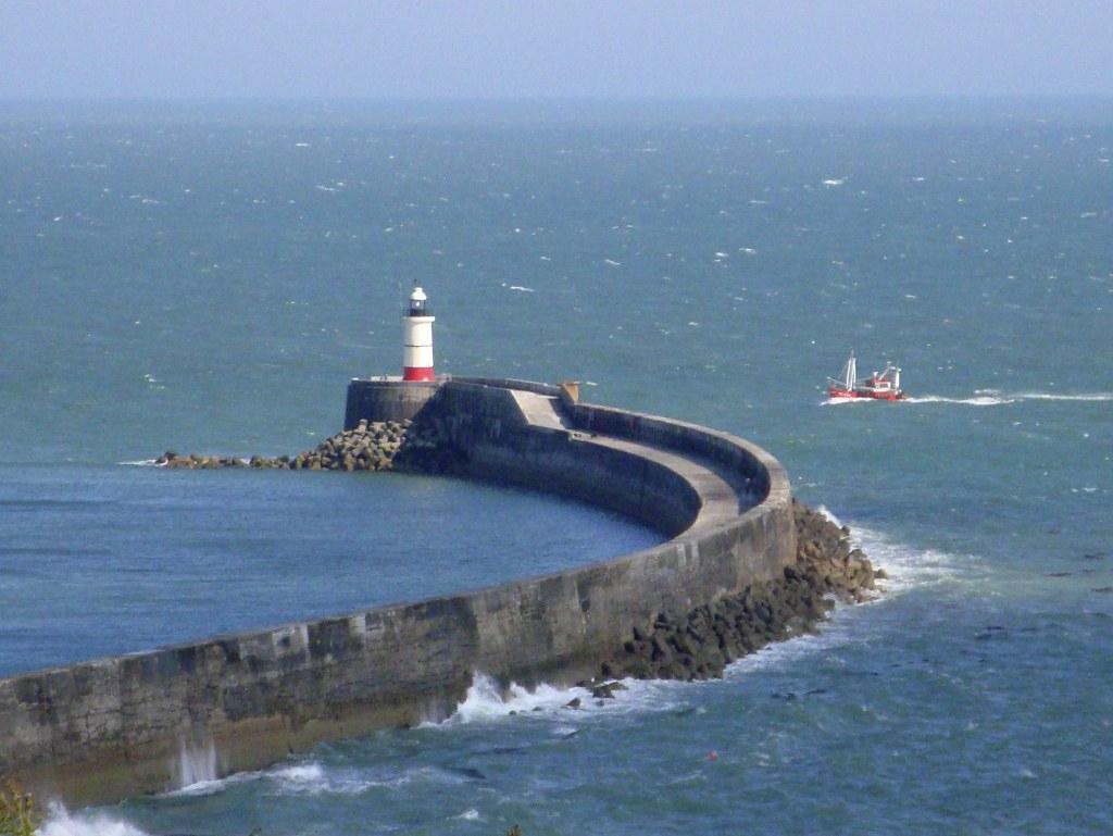 Activity C, SXR103, West Cliffs, Newhaven