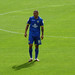 Bradley Johnson in New Away Kit against Wolves