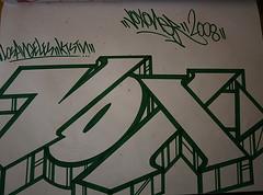 Vox, K2S, STN (Steve Sax) Tags: labs stn k2s losangelesgraffiti