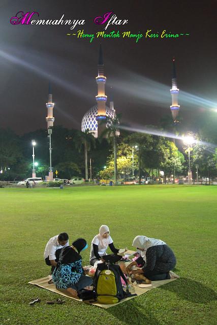 Memuahnya Iftar