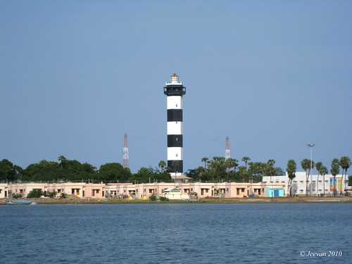 Lighthouse, Pulicat