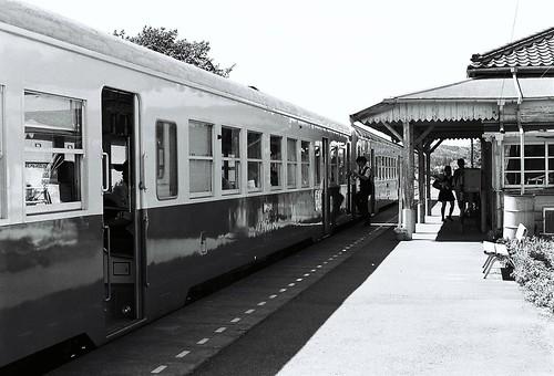Kominato train