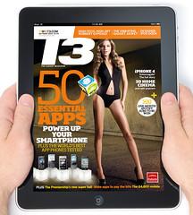 T3 iPad app