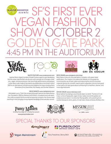 SF Fashion Show