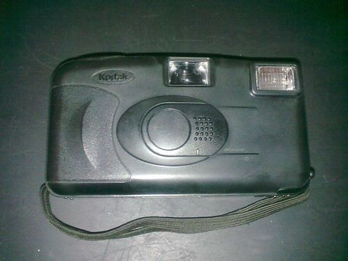 My Kodak KB10 Camera