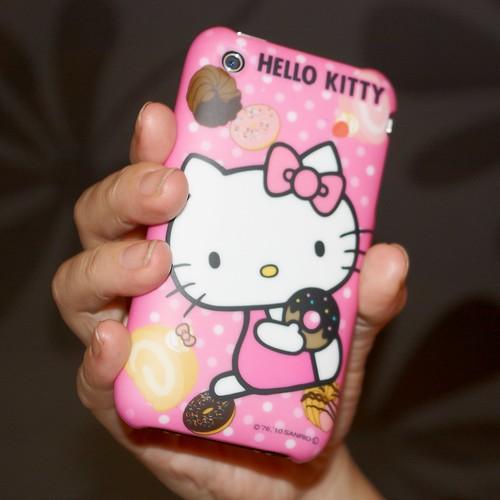 Hello Kitty iPhone 保護套